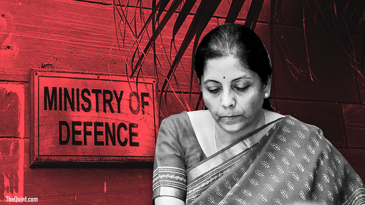 Nirmala Sitharaman Twisted Facts to Justify MoD's Mistakes