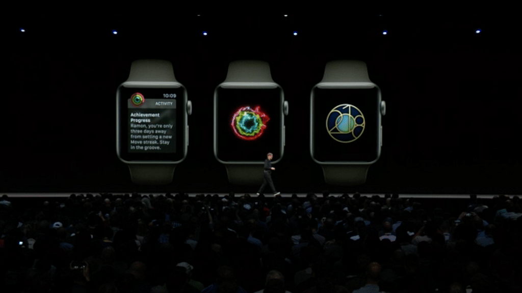 The new Apple WatchOS 5 offers more workouts