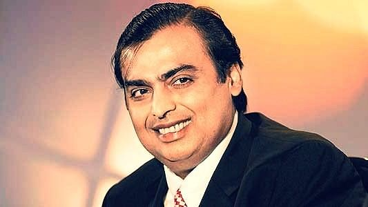 Mukesh Ambani, chairman and managing director of Reliance Industries Ltd.