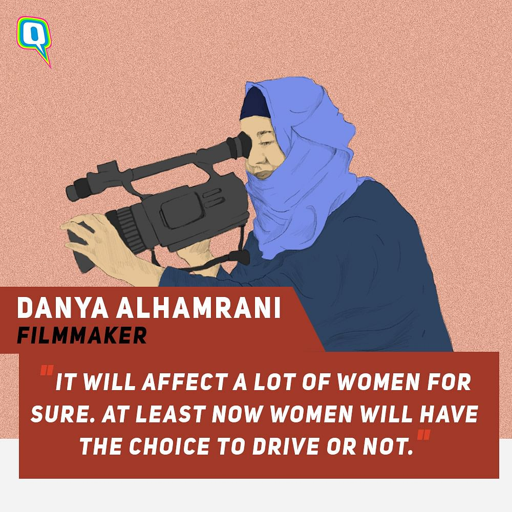 Saudi Women on What the Lifting of the Driving Ban Means to Them