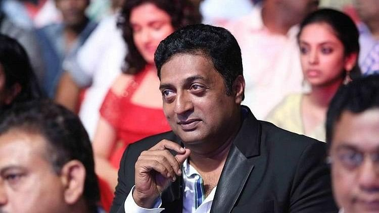 Prakash Raj questions the repeated targeting of the film industry.