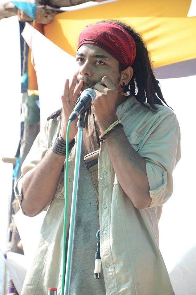 Nilotpal Das.