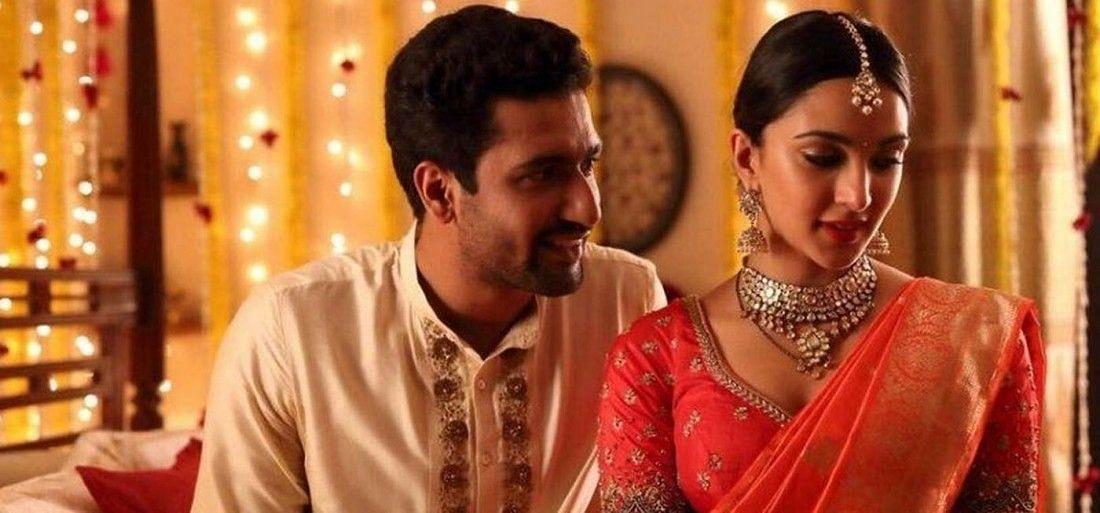 Vicky Kaushal and Kiara Advani are a pleasure to watch.