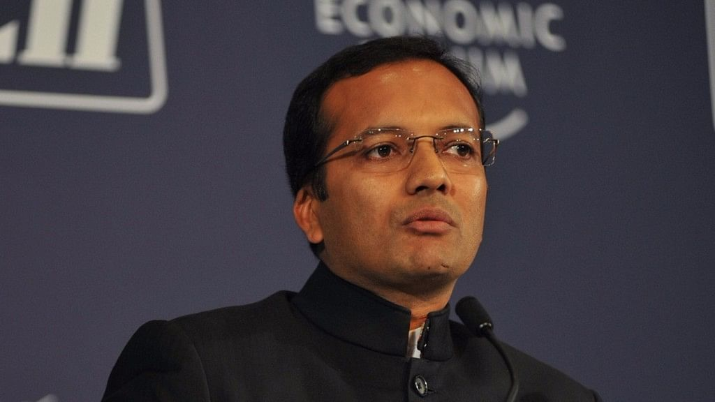 CBI Questions Industrialist Naveen Jindal in Coal Scam Case