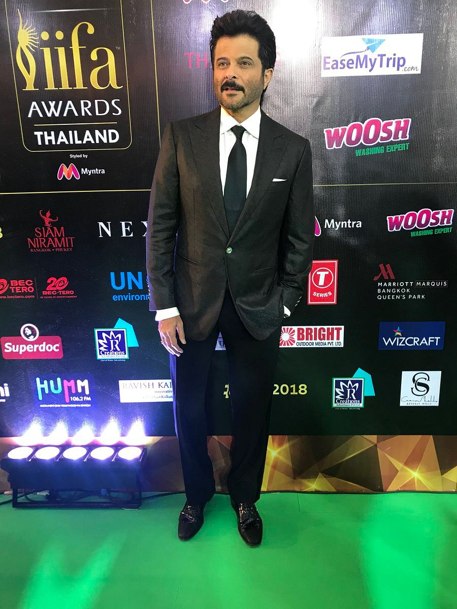 Anil Kapoor only looks younger by every passing day!