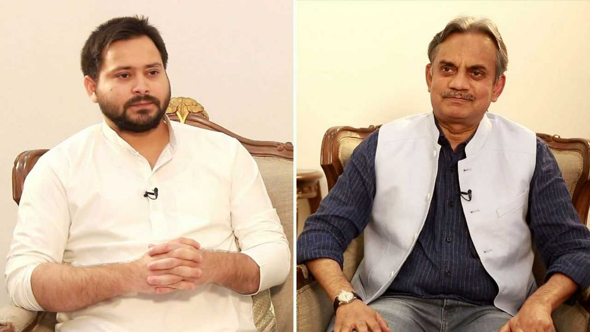 We Aren't Scared of BJP Allies  ED, CBI and I-T: Tejashwi Yadav
