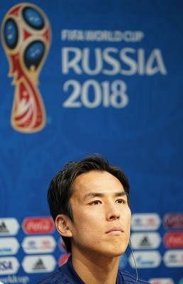 Makoto Hasebe. (Xinhua/Lui Siu Wai/IANS)