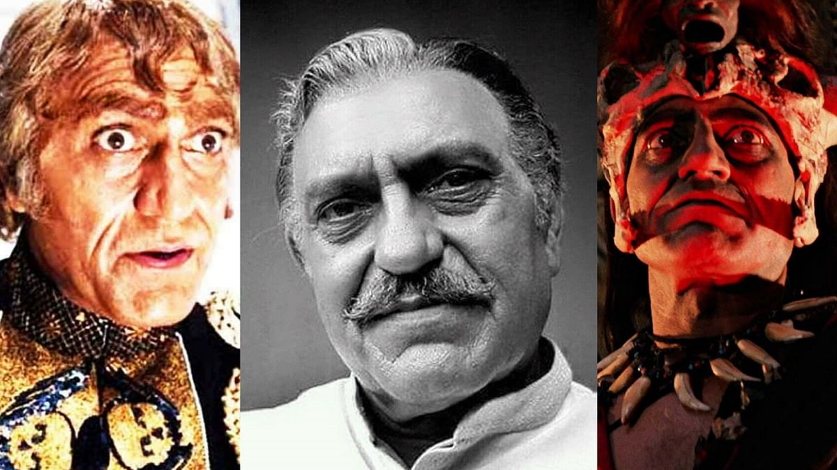 Mogambo to Mola Ram, 5 Times Amrish Puri Bowled Us Over on Screen