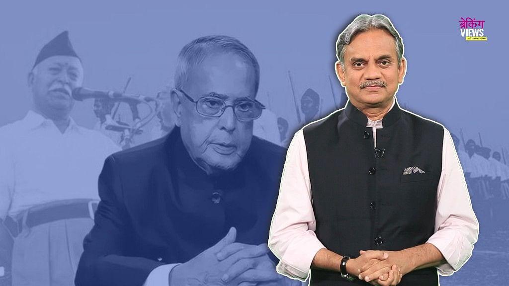 Breaking Views: Pranab's RSS HQ Visit Bigger News Than His Speech