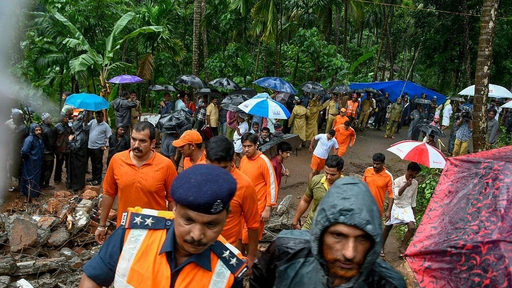Rains Across India: 14 Dead in UP & Kerala, Tripura Calls in Army
