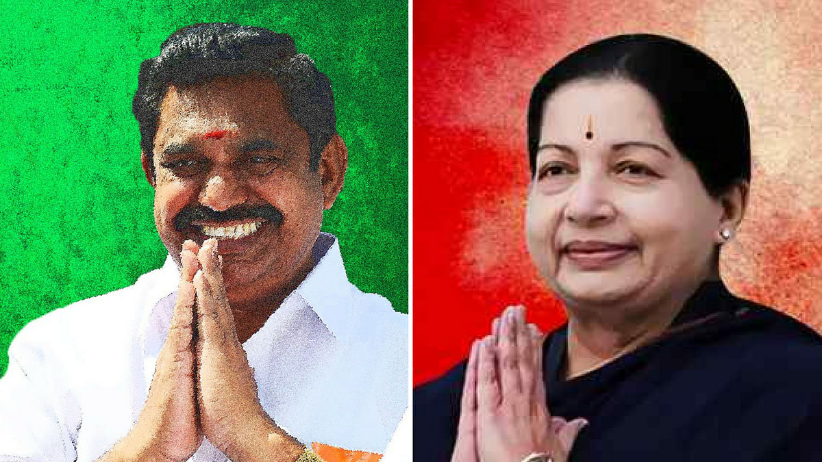 When It Comes to Autocracy, EPS Is a Step Ahead of 'Amma'