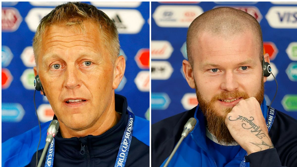 FIFA WC: Iceland Charms Before Argentina, Messi Come Calling