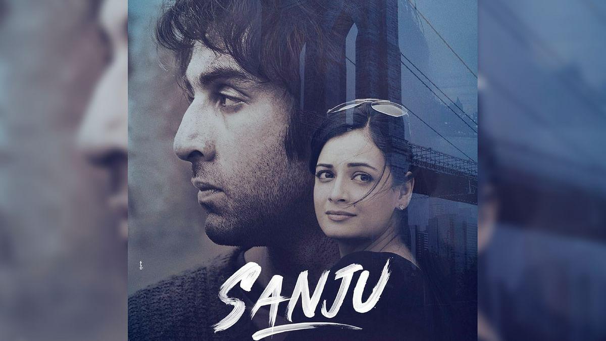 Meet Dia Mirza as Maanyata Dutt in the Latest 'Sanju' Poster