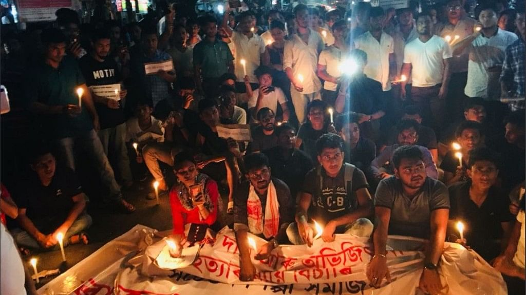 Assam Lynching: Police Lathi-Charge as Protests Turn Violent