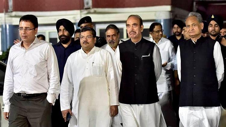 Congress Councillors Moved Out of Gujarat Ahead of Panchayat Polls