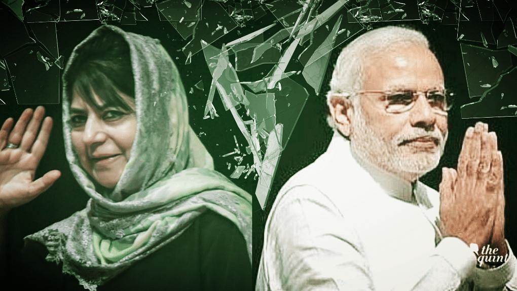 J&K Under Governor's Rule After BJP Ends  Coalition Govt With PDP