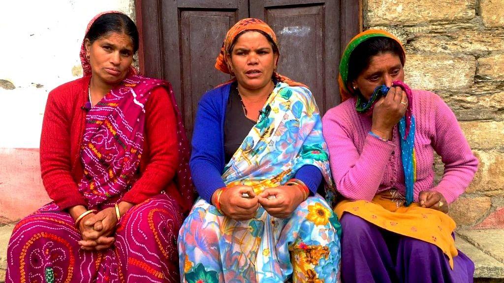 "Widows of Kedarnath Flash Floods Ask, ""Humare Pati Kab Ayenge?"""