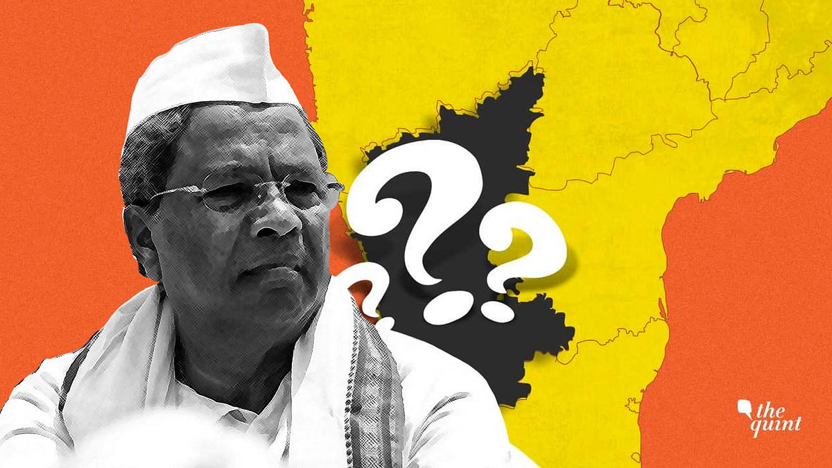 Photo of an 'Aloof' Siddaramaiah Foretells His Political Future