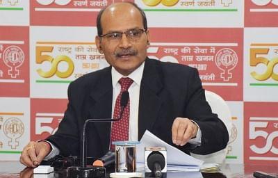 Kolkata: Hindustan Copper Limited (HCL) Chairman Santosh Sharma addresses a press conference in Kolkata on June 5, 2018. (Photo: IANS)
