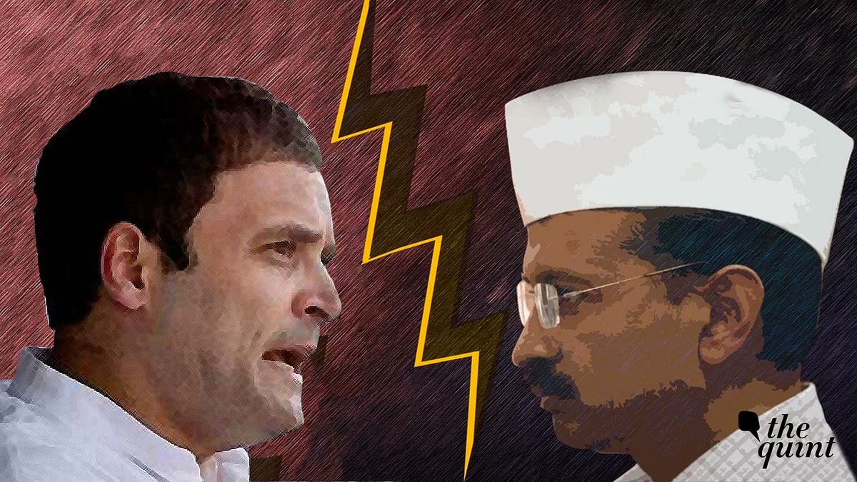 By acting as the other side of the BJP coin in Delhi governance crisis, Congress is weakening its chances for 2019.