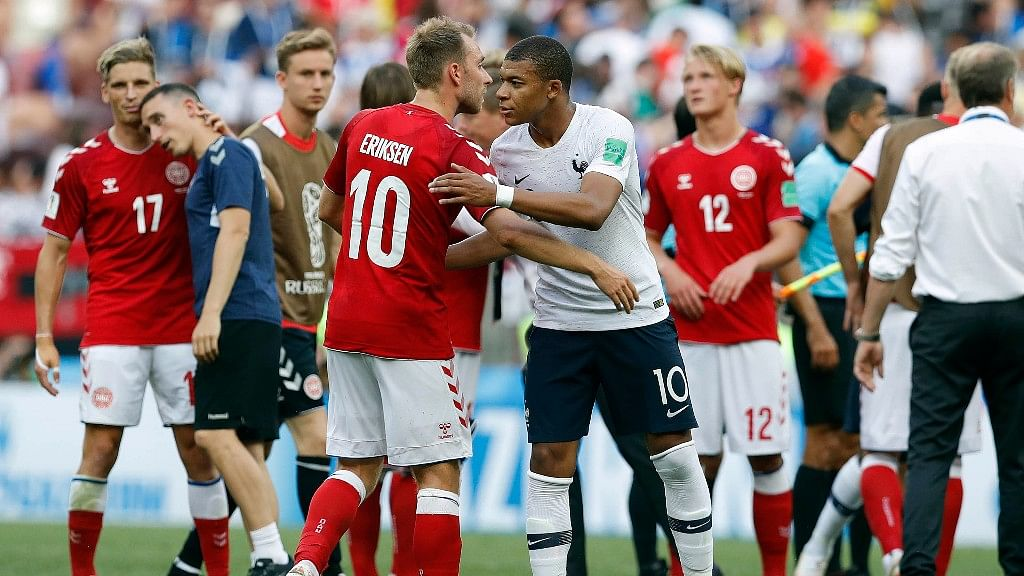FIFA World Cup 2018: France Top Group, Denmark Also in Round 2