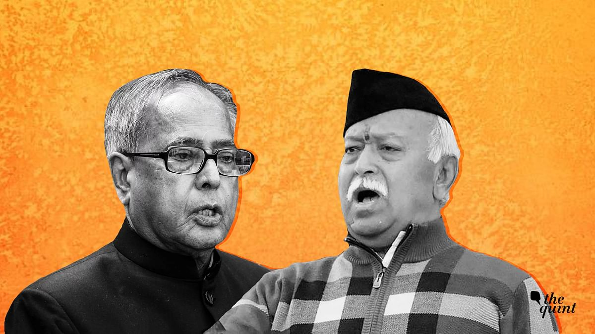 Gandhian Pranab & 'Half-Nehruvian' Bhagwat Won the Day At RSS HQ