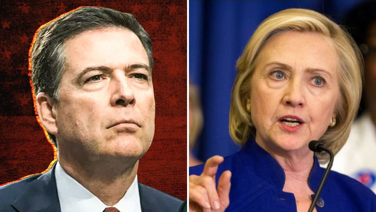 'Comey Didn't Show Political Bias in 2016 US Elections': Report