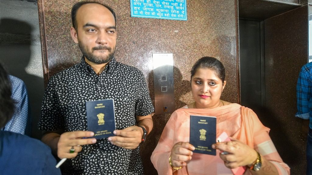 Address Wrong in Interfaith Couple's Passport: Lucknow Police