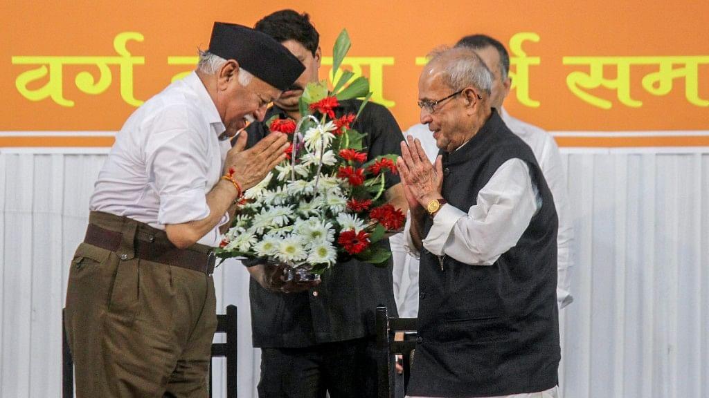 What Pranab Mukherjee Said to the RSS Cadre: Key Takeaways