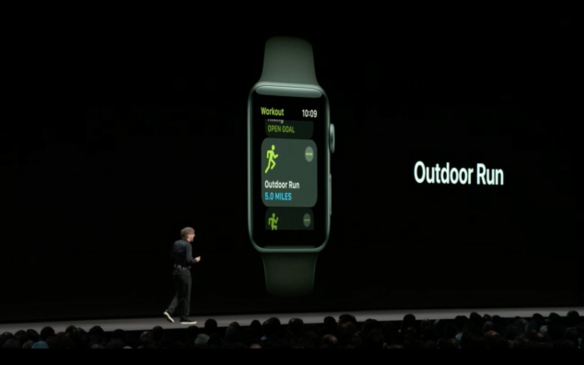 WatchOS 5 introduces Yoga & Hiking as new workouts