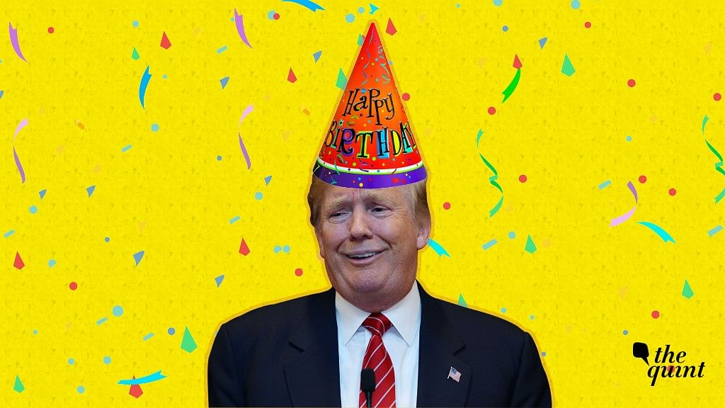 On Trump's B'day, Reliving His Colourful Persona With Speeches