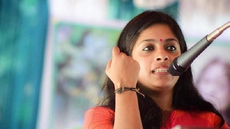 Twenty-six-year-old Aparna Prasanthi is a Malappuram-based film critic.