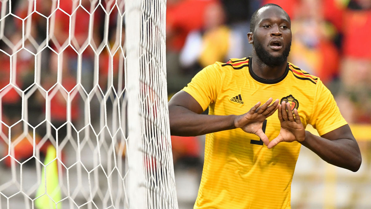 'I Was Broke, Not Just Poor': Lukaku On His Triumph Over Suffering