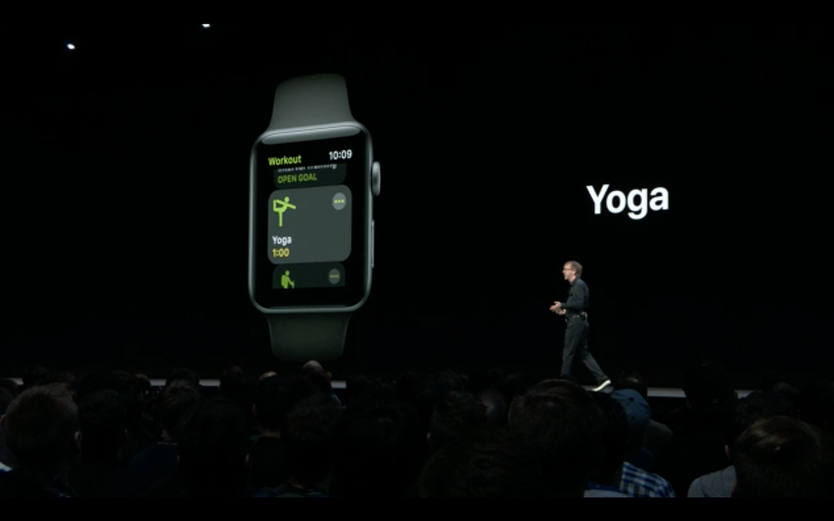The new WatchOS 5 gives us reminders to end workout sessions