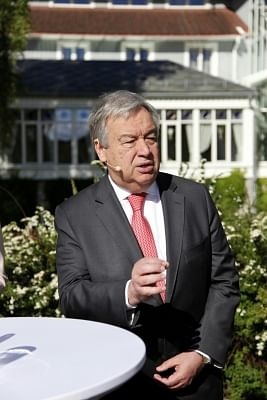 UN chief welcomes lifting of driving ban on Saudi women