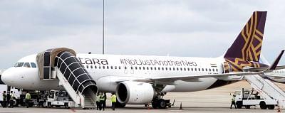 Vistara Airways. (File Photo: IANS)