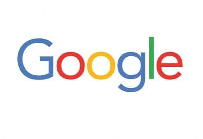 The latest Google logo.