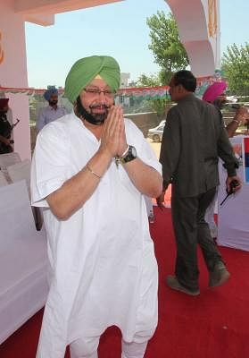 Chandigarh, June 10 (IANS) Punjab Chief Minister Amarinder Singh