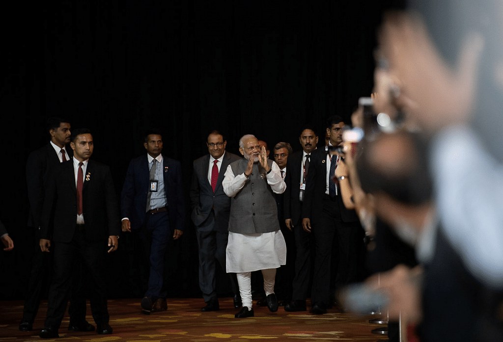 From a Yogi's Diary: Warming up to PM Narendra Modi