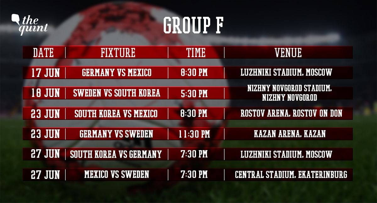 FIFA World Cup 2018 | Group F: Germany & The 'Champions Curse'