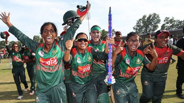In Stats: Bangladesh Women's Team Beat India to Win First Asia Cup
