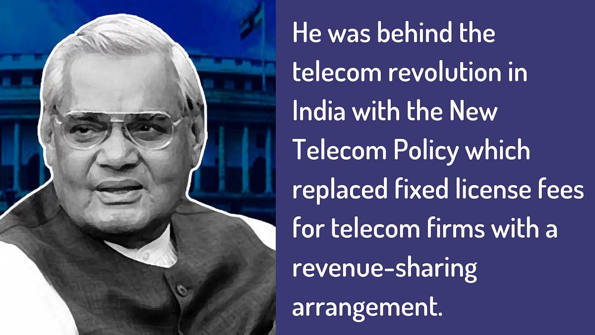 Vajpayee's Top 10 Contributions: Pokhran to Telecom Revolution