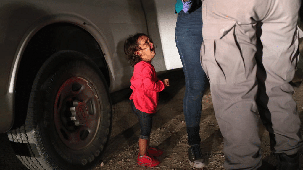 Crying Girl on Time Magazine Cover Was NOT Separated from Mother