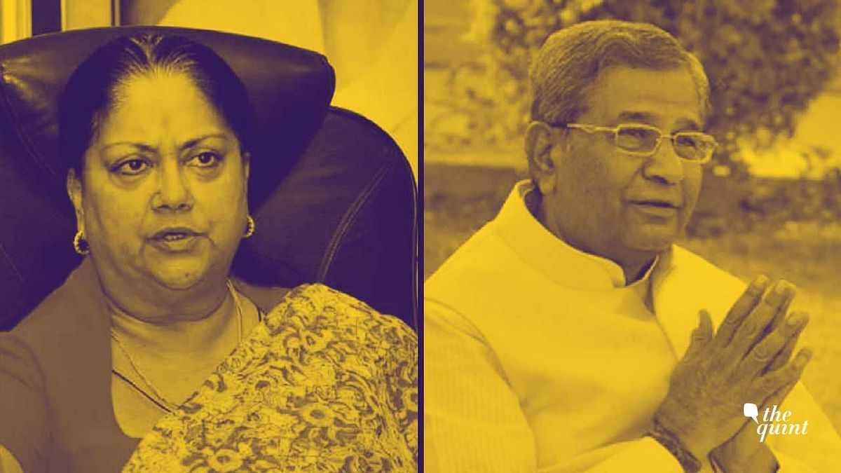 BJP in Rajasthan: More Trouble After Brahmin Heavyweight's Exit