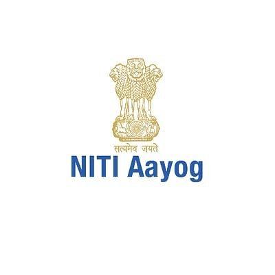 NITI Aayog. (Photo: Twitter/@NITIAayog)