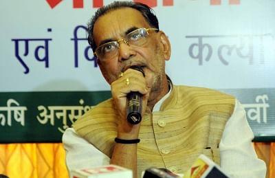Radha Mohan Singh. (File Photo: IANS)