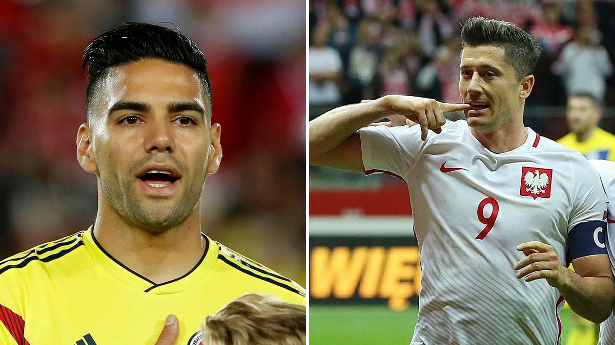 FIFA WC | Sunday 11.30pm: Death Threats Probe Clouds Colombia Prep