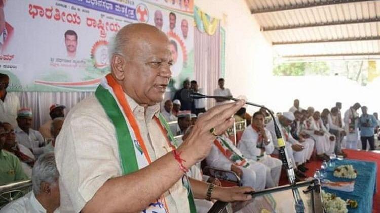 Karnataka North Working President SR Patil.