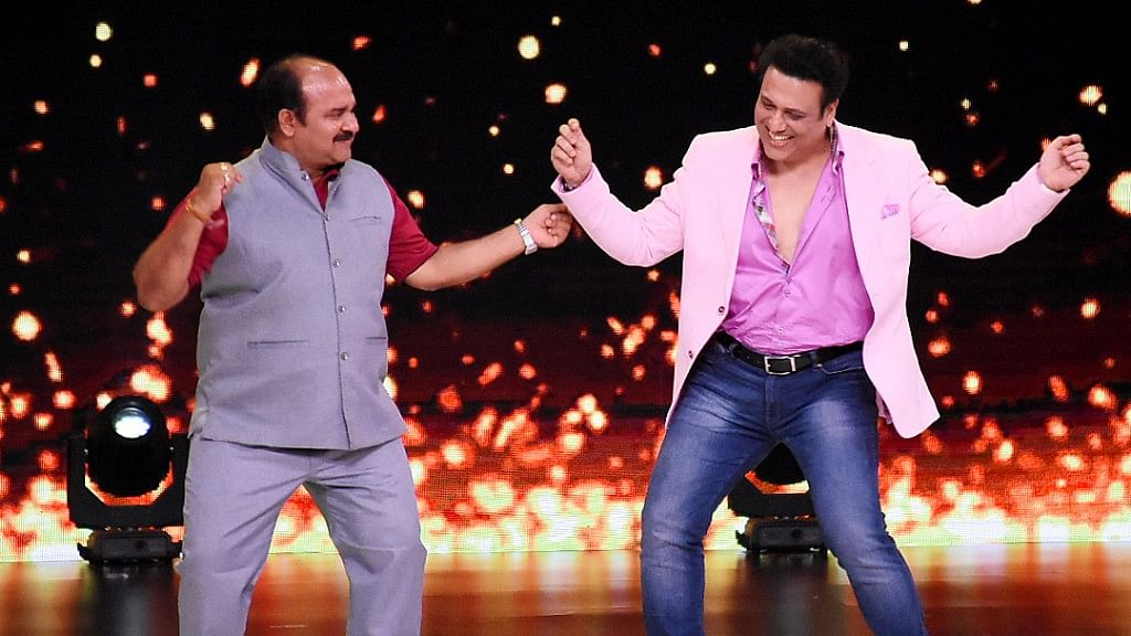 In Pics: Finally! Govinda Meets Internet's Favourite Dancing Uncle