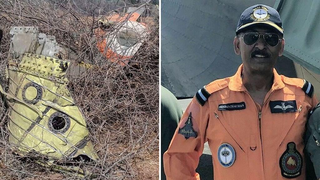 IAF Jaguar Aircraft Crashes in Gujarat, Senior Pilot Dead
